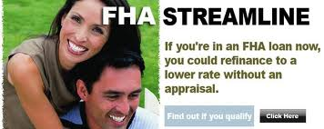 fha streamline loan requirments rates calculators refinance
