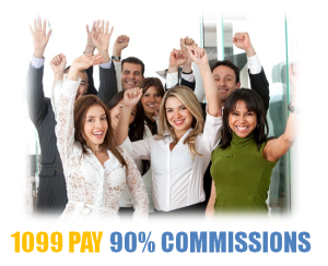 Best Mortgage Company for Loan Officers: Banker & Broker 1099 Pay 90% Commissions