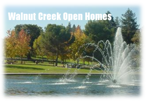 Open Homes in Walnut Creek this Weekend