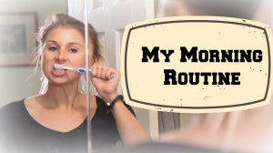 DO YOU HAVE A MORNING ROUTINE? THIS ONE TAKES 7 MINUTES