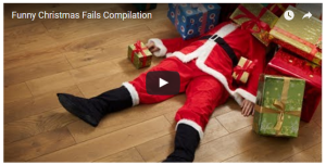 BEST CHRISTMAS FAILS FOR A LAUGH